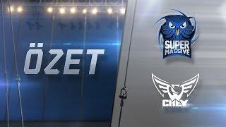 SuperMassive eSports ( SUP ) vs Oyunfor.CREW ( CRW ) 1. Maç Özeti   2017 Kış Mevsimi Finali