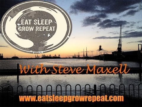 Eat Sleep Grow Repeat Promo with Steve Maxwell