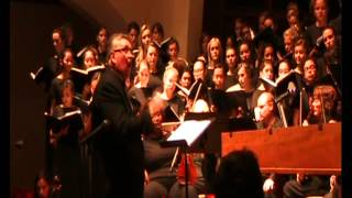 Messiah, MVCS Chamber Choir, December 8, 2013
