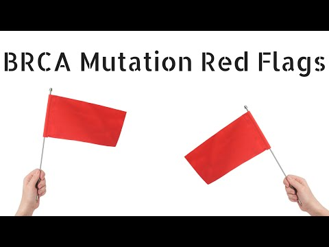BRCA Mutation Red Flags