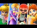 Evolution of Nintendo Girls in Super Smash Bros. Games (1999 - 2018)