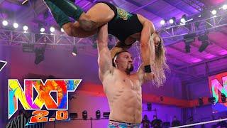 Tommaso Ciampa \u0026 Bron Breakker vs. Pete Dunne \u0026 Ridge Holland: WWE NXT 2.0, Sept. 21, 2021