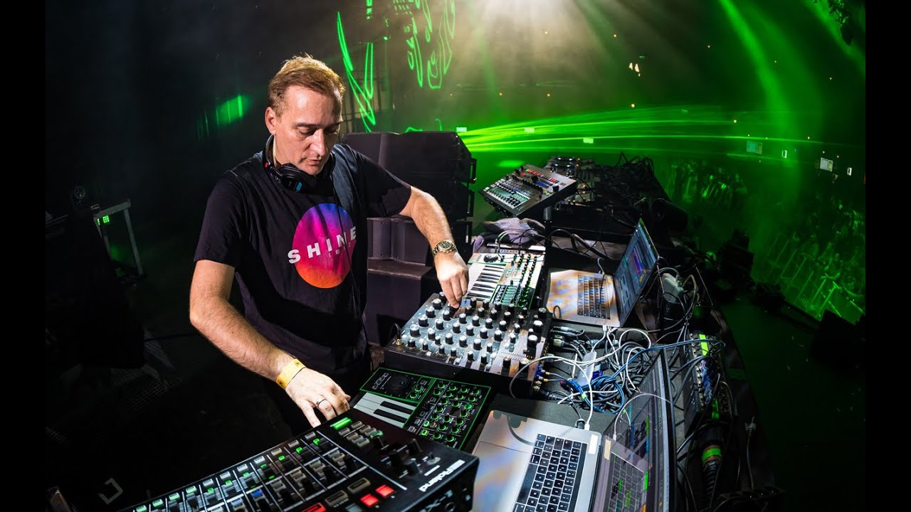Paul van Dyk at Tomorrowland Belgium 2019