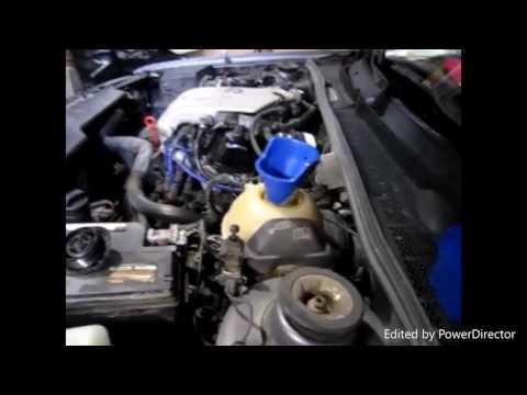 VW MK3 COOLANT FLUSH