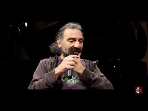 Stefano Bollani all'Istituto italiano di cultura di Parigi (12.02.16)