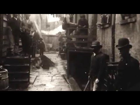 Life In New York 1800's