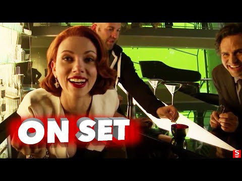 Avengers: Age of Ultron: All Bloopers and Outtakes Funny Edit - Robert Downey Jr., Chris Evans streaming vf