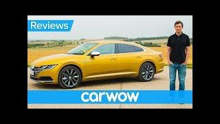 Volkswagen Arteon 2018 in-depth review | Mat Watson Reviews