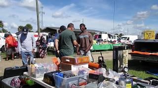Fast Cash At The Flea Market!