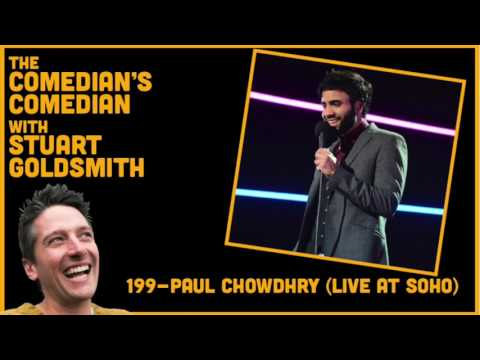 The Comedian's Comedian - 199 - Paul Chowdhry (Live at Soho)