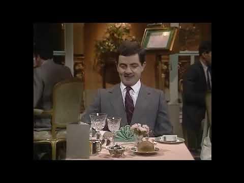 Đến Thượng Đế Cũng Phải Cười | Mr Bean Ăn Tối