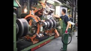 Как делают автомобильные шины  Производство покрышек(, 2016-06-15T07:51:09.000Z)