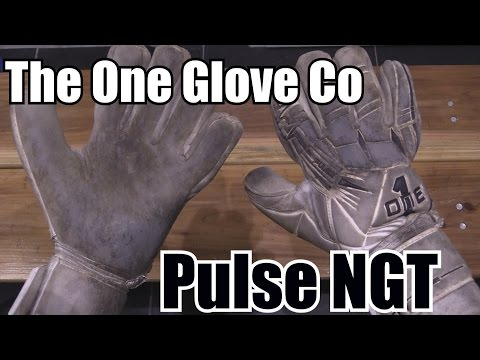 Goalkeeper Glove Review: One Glove Co Pulse NGT
