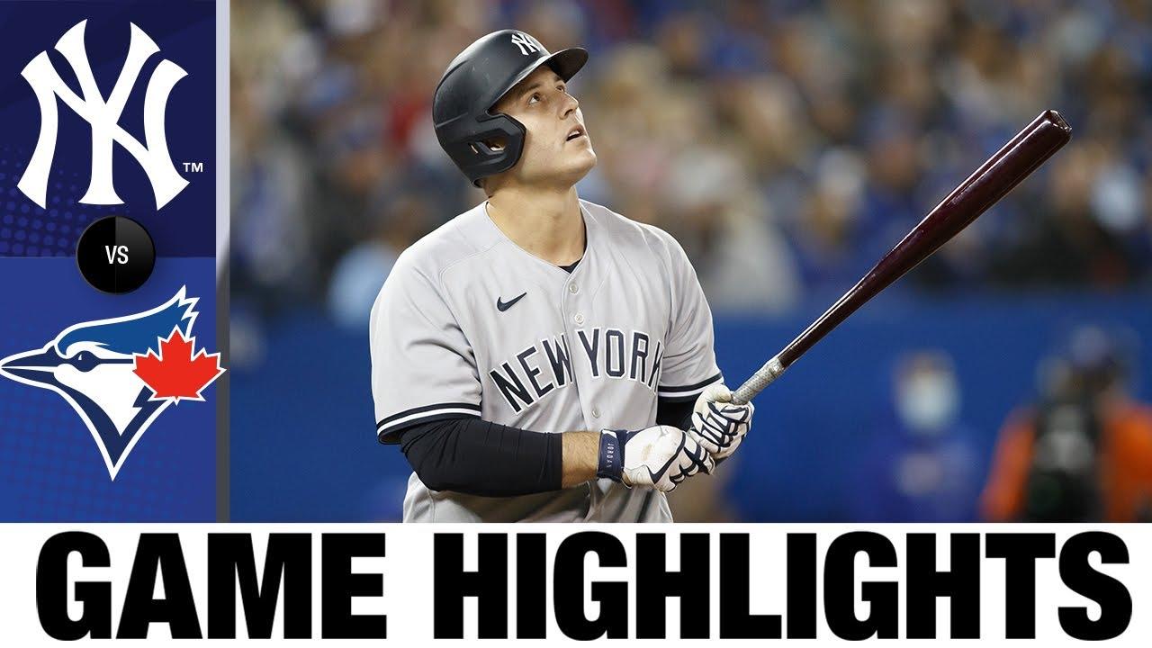 Download Yankees vs. Blue Jays Game Highlights (9/30/21)   MLB Highlights