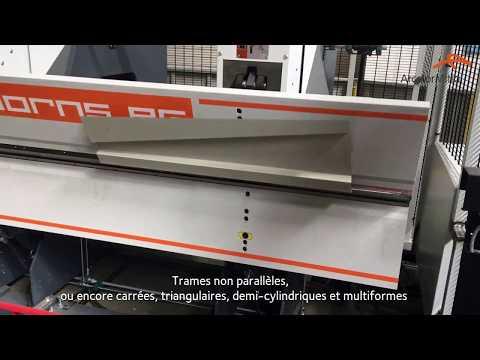 Nouvelle presse plieuse à double tablier - ArcelorMittal Construction Cérons [FR]