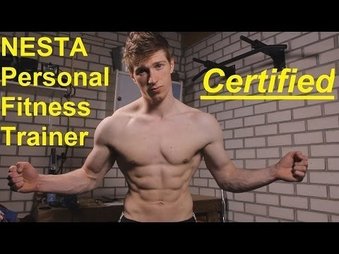 NESTA Certified Personal Trainer Course: A Cheap, Useful And Short ...