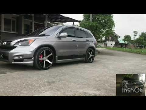 Honda CRV Gen3 Custom performance comfortable for daily use