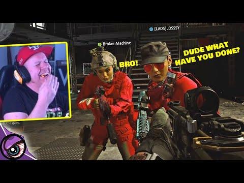 Call Of Duty Warzone Wtf Funny Moments 1 Paint Troll Heli Meme