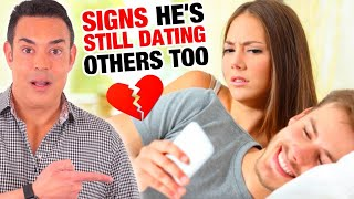 Signs He's Still Dating Others - Don't Get Played!