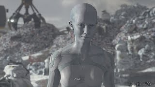 【PS4 PRO】DETROIT BECOME HUMAN - #32B-2 革命(化学兵器)/リコールセンター(逃走成功)/最終任務(任務失敗)(100%コンプリート率攻略)