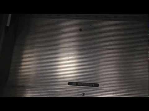 Vintage 1957 Montgomery G&P (moded w/ Twinkie-M) escalators @ Forever 21 (Former Harris, Gottshalks)