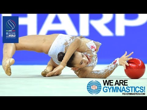 2017 Rhythmic Gymnastics Worlds, Pesaro (ITA) - Day 3 - Group B