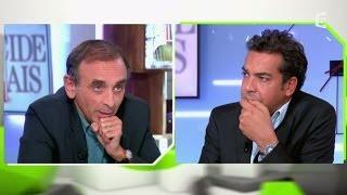 Eric Zemmour face à Patrick Cohen - C à vous - 06/10/2014