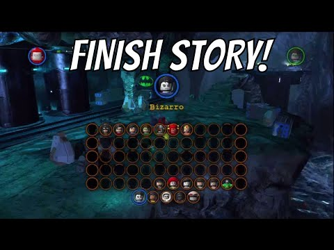 LEGO Batman 2: DC Super Heroes - Chapter 16: Finish Story