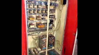 Модернизация универсального фрезерного станка с устройством цифровой индикации К-525(, 2014-11-14T11:20:08.000Z)