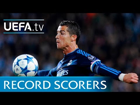 Ronaldo, eto'o and more: the top uefa champions league group stage scorers
