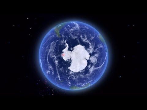 Iceberg eight times size of Manhattan breaks off Antarctic glacier