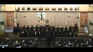 Domenico Bartolucci - Pange lingua (from Settimana Santa) - Cappella Victoria Jakarta