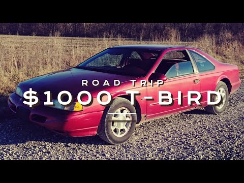 Driving a $1,000 Car Cross Country