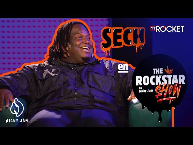 THE ROCKSTAR SHOW By Nicky Jam 🤟🏽 - Sech | Capítulo 7