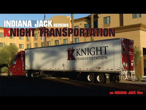 Indiana Jack Reviews His Years With Knight Transportation