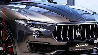 New Maserati Levante 2018-2019 Next Concept