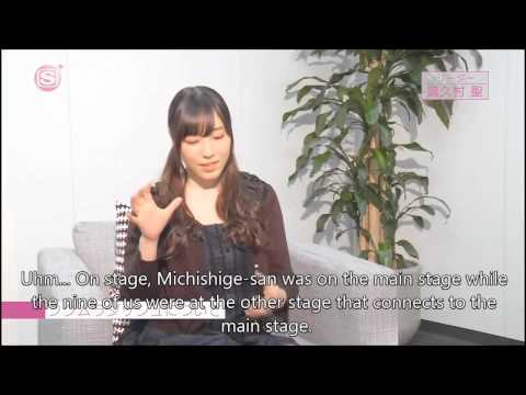 Morning Musume '14 - New Leader Interview (English Sub)