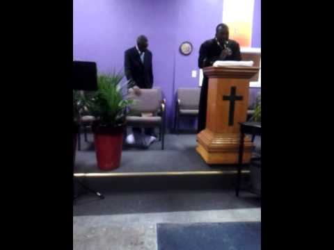 Revival pt 2 Ronald Curry sang his song