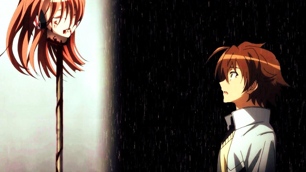 Ryuko Falling Wallpaper Akame Ga Kill「all Deaths」 Youtube