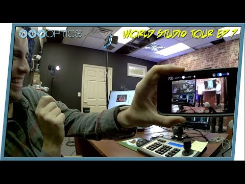 NEW Live Streaming Studio Tour & Q+A