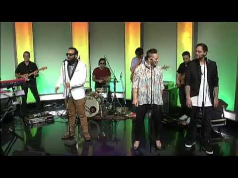 Perfectly Ugly, the new 1814 single  on Good Morning Show 30th September