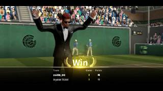 Ultimate Tennis | Arena | Gameplay 10
