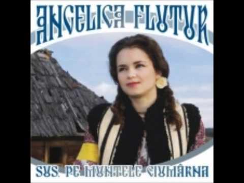 Angelica Flutur - Ista-i joc din satul meu