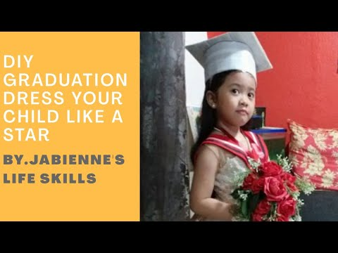 JB DIY Kindergarten Graduation at Home/Class of 2020 Mother Shepherd Academy School