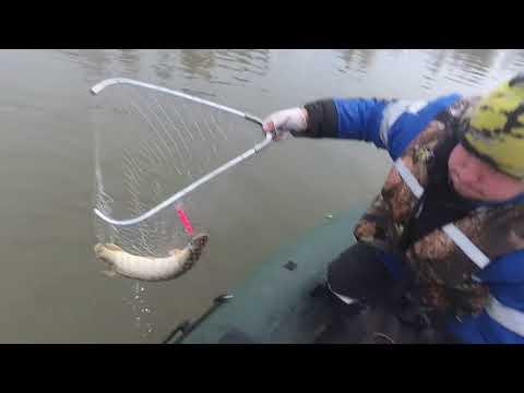 Рыбалка нахлыстом на реке в 2018-2019