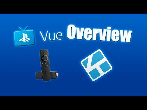PS Vue Overview