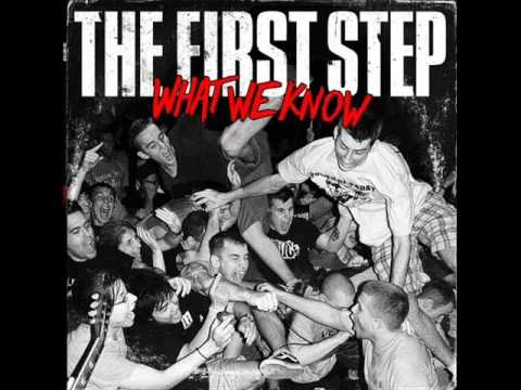 The First Step - Something Inside