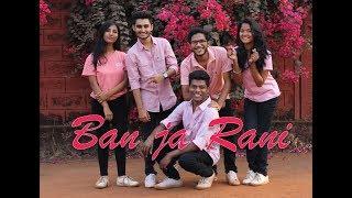 Guru Randhawa: Ban Ja Rani | Tumhari Sulu | Dance cover | Choreography @srisriuniversity