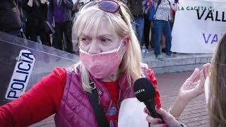 La voz ciudadana de los simpatizantes de VOX que intentaron silenciar a pedradas en Vallecas