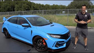 Is the NEW 2020 Honda Civic Type R the BEST hot hatch ever built?